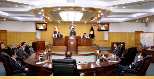 인제군의회, 5일차 행정사무감사 개최